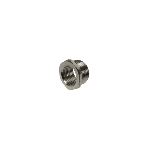CMW Ltd  | 16mm Nickel-Brass Female to 20mm Male GOP/POD Box & Conduit Enlarger