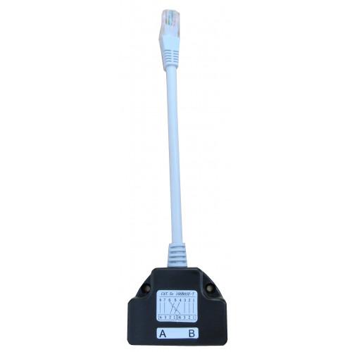 CMW Ltd    Data / Data RJ45 Cable Economiser / Splitter