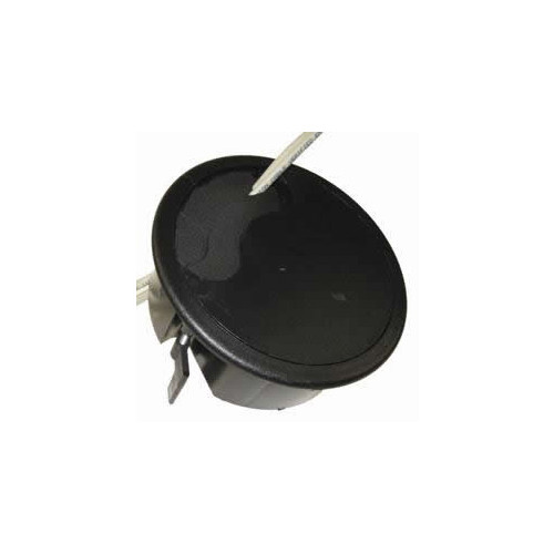 Circular Cable Grommet, Black 127mm with adjustable 30 x 75mm hole with Neoprene Gasket (Each)