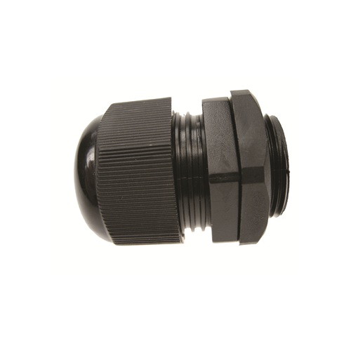 CMW Ltd  | 20mm Black Nylon Dome Top IP68 Cable Gland 4 -9mm