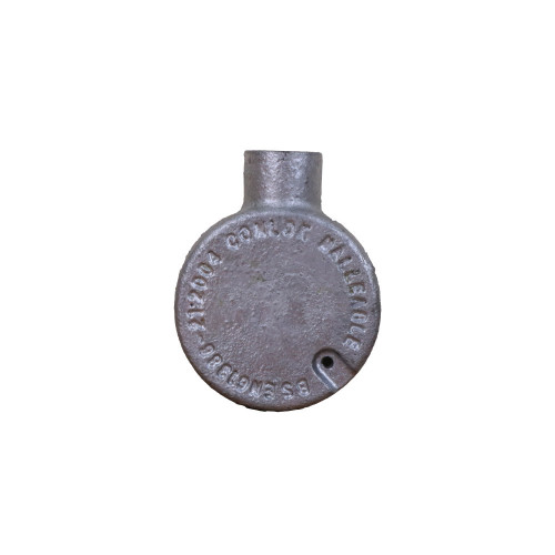 CMW Ltd, DEMON CATO CL1G. | 20mm Hot Dipped Galvanized Conlok End Box Class 4