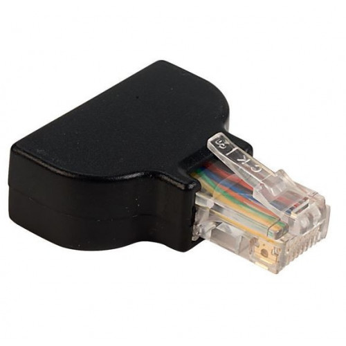 CMW Ltd  | RJ45 Male to ScrewTerminal Block 8 Pin