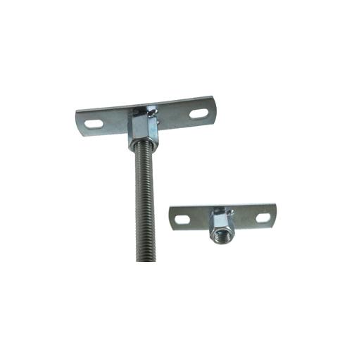 CMW Ltd 6703009 | M8 / M10 BZP Back Plates
