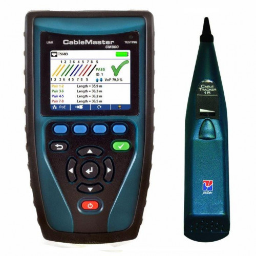 CMW Ltd    CM850 Softing Cablemaster 850 Cable Tester and Network Diagnostic Tool