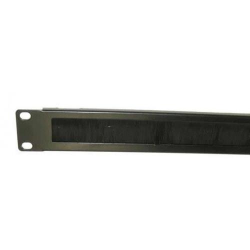 CMW Ltd BRUSH1 | 1u Letterbox Style Brush Strip Panel