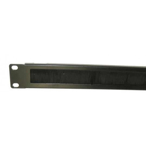 CMW Ltd BRUSH1   1u Letterbox Style Brush Strip Panel