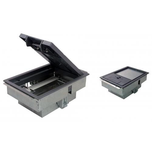 TASS TFB1 | 1 Compartment Floor Box 218mm x 150mm 86mm depth