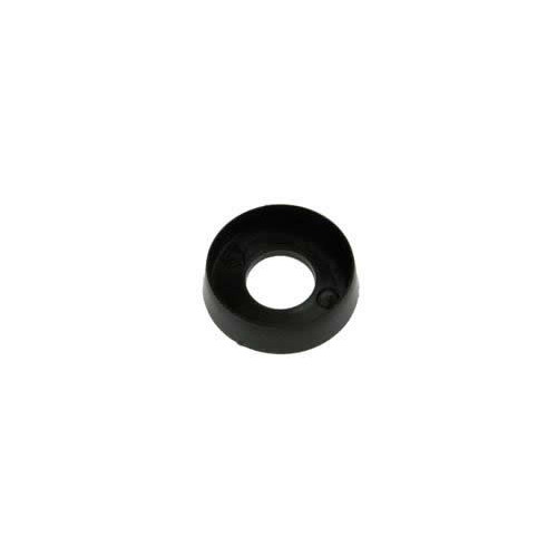M6 Black Nylon Washers (Bag / 50)