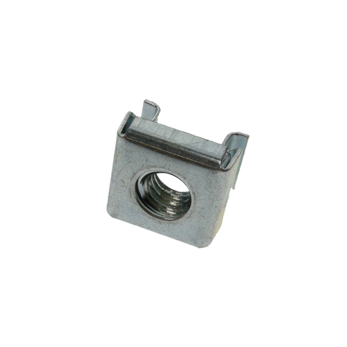 CMW Ltd    M6 BZP Cage Nuts Pack of 50 (Bag / 50)