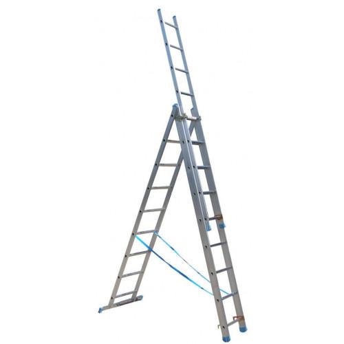 CMW Ltd  | 2.95m EN131 Combination Ladder