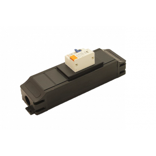 CMW Ltd  | CR In-Line 16A RCBO Unit 20mm Entry to GST18
