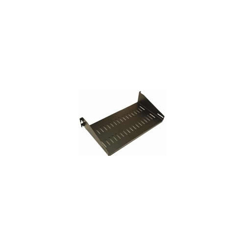 Canford  15-2361   1U x 200mm Cantilever Modem Shelf Black