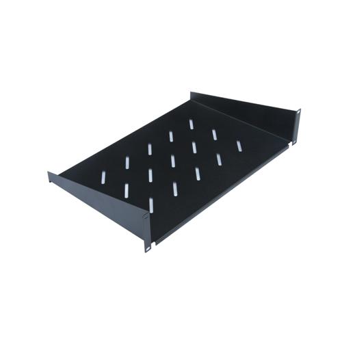Matrix SHELF-CF345 | 1U x 300mm Cantilever Modem Shelf Black
