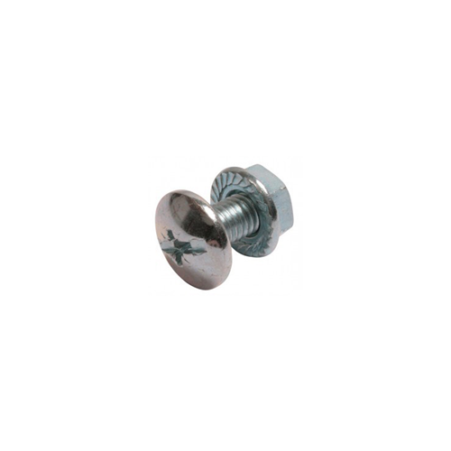 CMW Ltd CTB616 | M6 x 16mm Cable Tray Nut & Bolt (Box/200)