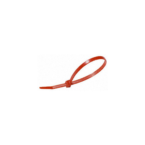 Red Cable Ties 300mm x 4.8mm Bag - 100 (Bag / 100)