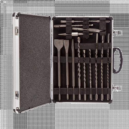 CMW Ltd  | Makita D-21200 Drill and Chisel Set SDS-Plus 17 Pieces
