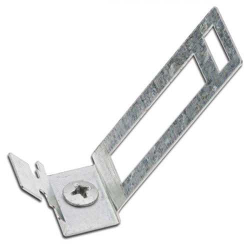 25mm Galvanised Conduit Clip (Pack of 20)