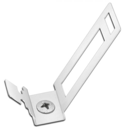 D-Line SAFE-DCOND20W/20 | 20mm White Conduit Clip (Pack of 20)