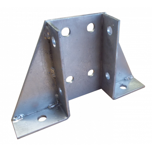 MP37  | Double Gusset Base Plate