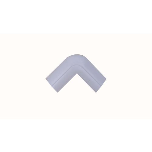 D-Line FLEB3015W | D-Line White Clip Over External Bend 30mm x 15mm