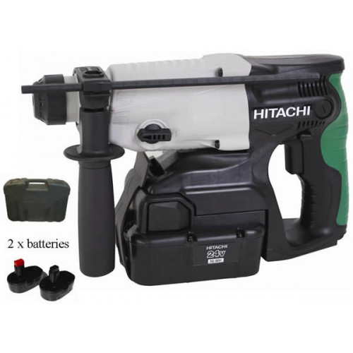 Hitachi 24v SDS Drill (Each)