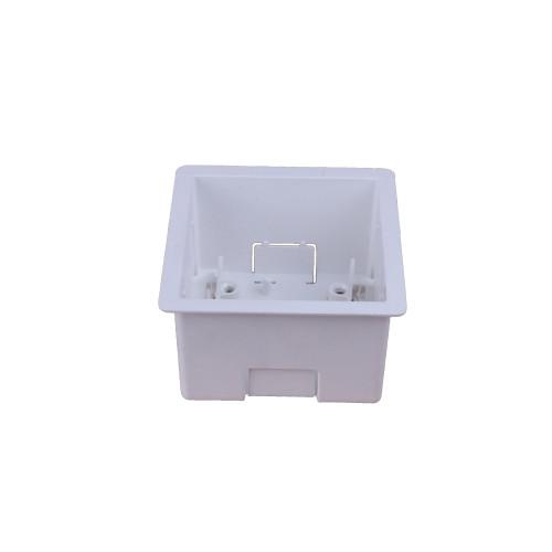 CMW Ltd WA106P | 47mm Deep Single Gang Dry-Lining Box