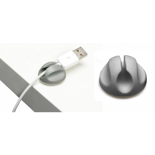 Grey Cable Tidy Base (Each)