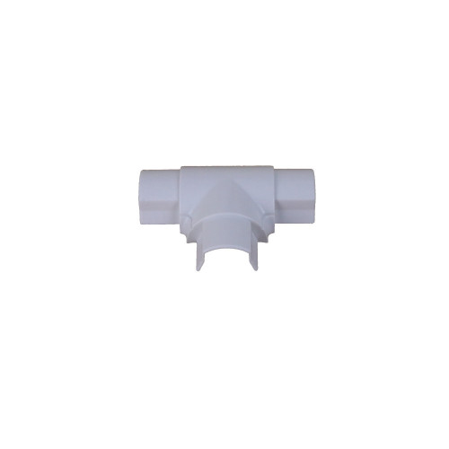 D-Line EB3015W | D-Line White Smooth Fit External Bend 30mm x 15mm