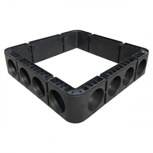Nexus Structural Chamber 450x450mm x 150mm duct entry section