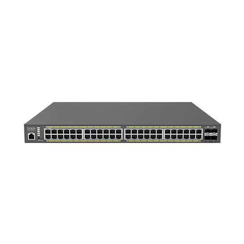 EnGenius ECS1552FP | EnGenius ECS1552FP Cloud Managed 740W PoE 48Port Network Switch