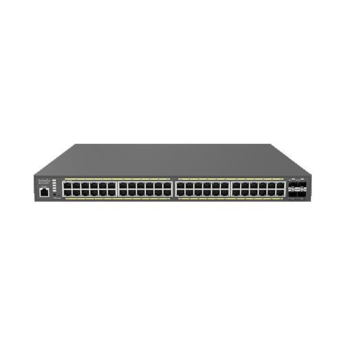 EnGenius ECS1552FP   EnGenius ECS1552FP Cloud Managed 740W PoE 48Port Network Switch