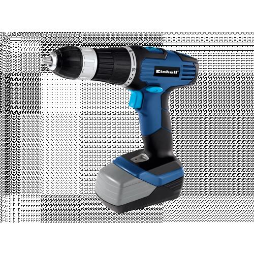 B/DBDCHD18KB Cordless Hammer Drill 18 Volt 2 x 1.2Ah NiCd (Each)
