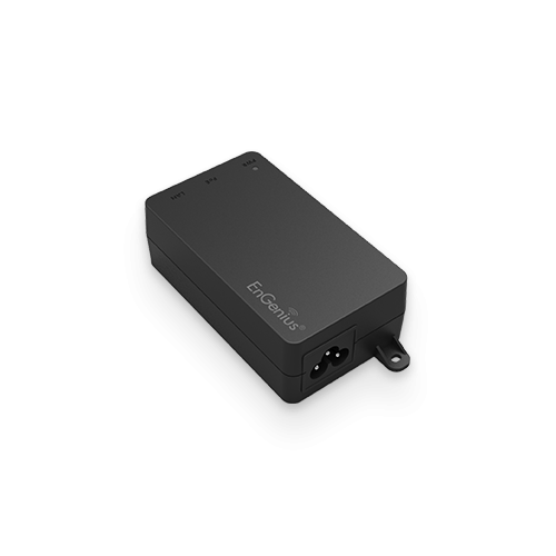 EnGenius EPA5012GP   EnGenius PoE adapter 1 port GbE 110~240VAC-in proprietary 54V/1.2A-out (Pin4-5:54V/pin7-8:return)