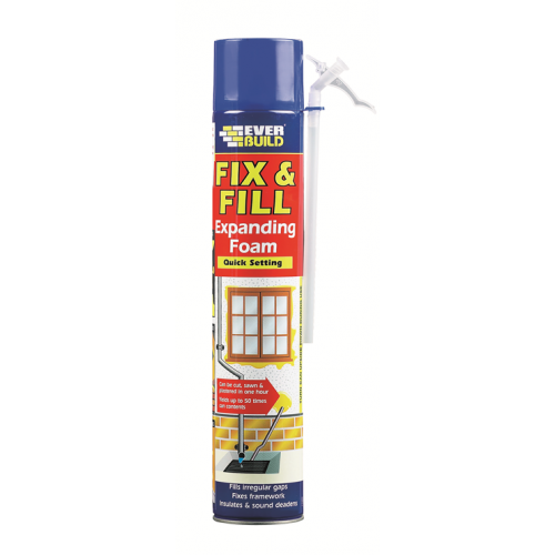 Expanding Foam Filler ( 750ml ) (Each)