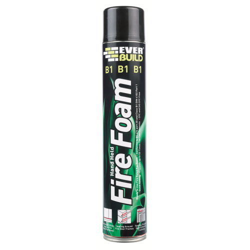 CMW Ltd 0 | Everbuild 750ml Handheld Fire Rated Foam