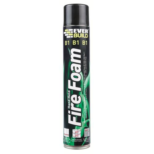 CMW Ltd 0   Everbuild 750ml Handheld Fire Rated Foam
