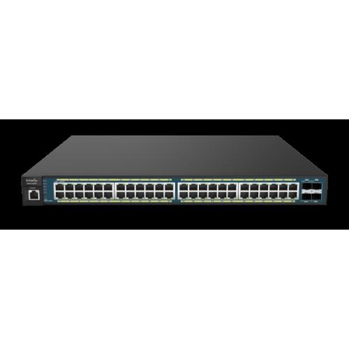 EnGenius EWS7952FP   EnGenius EWS7952FP 48-Port Managed Gigabit 740W PoE+ Network Switch