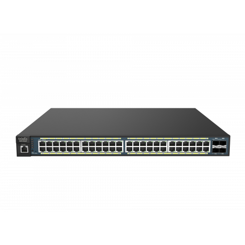 EnGenius EWS7952P | EnGenius EWS7952P 48-Port Managed Gigabit 410W PoE+ Network Switch