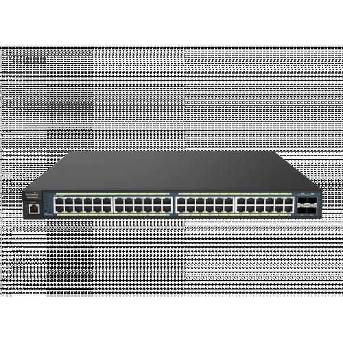 EnGenius EWS7952P   EnGenius EWS7952P 48-Port Managed Gigabit 410W PoE+ Network Switch