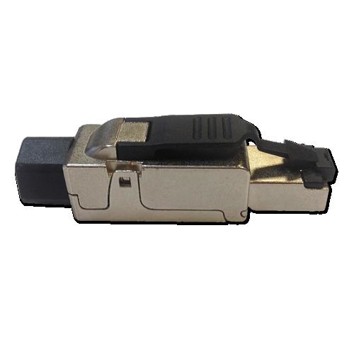 Excel Cat 6A (FTP) Field Termination RJ45 Plug