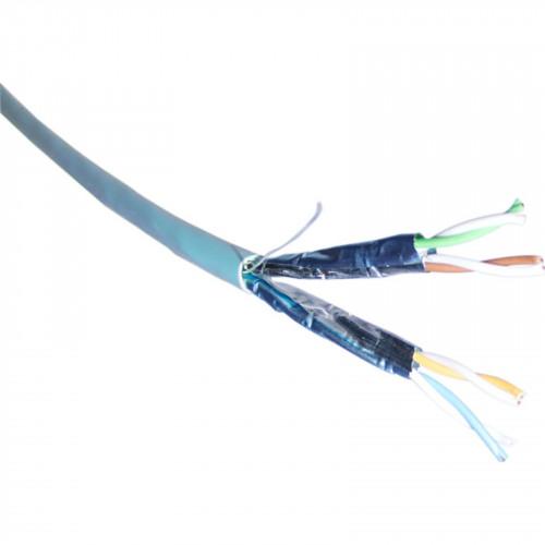 CMW Ltd  | EXCEL CAT6a U/FTP S/FOIL CABLE 500M-ICE BLUE