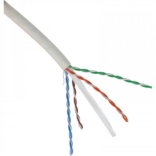 CMW Ltd  | Excel Cat6 UTP Cable 305M-White RAL9010 B2ca