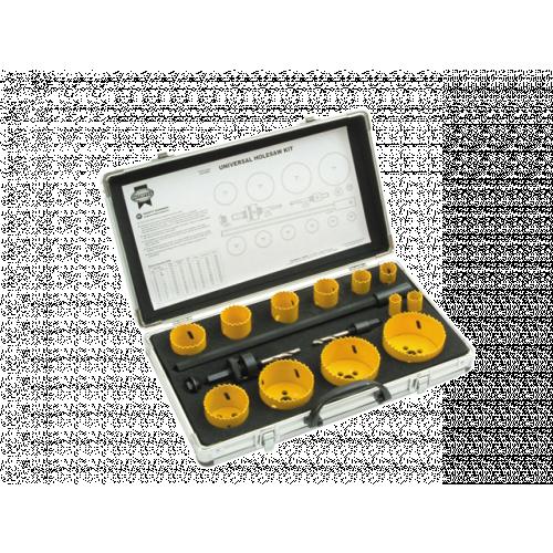 FAIHSKU  | Universal 16 Piece Holesaw Kit