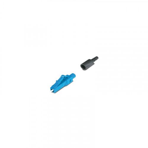 CMW Ltd Fujikura | FAST LC Connector, Singlemode, suitable for 250/900 micron fibre - Pack of 10 (Pack of 10)