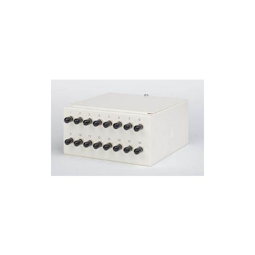 CMW Ltd  | Multimode - 16 x ST Simplex 16 Way Fibre box