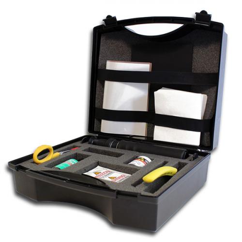 CMW Ltd  | Fibre Optic Cold Cure Termination Tool Kit
