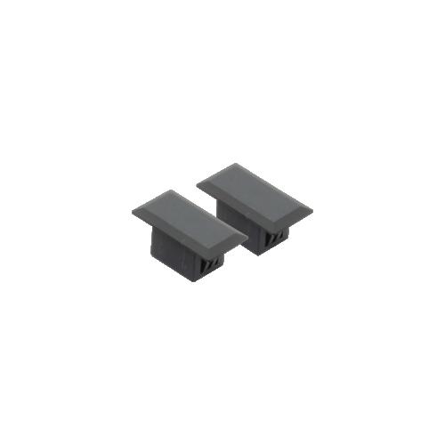 CMW Ltd    SC Duplex Blanking Plug-Black