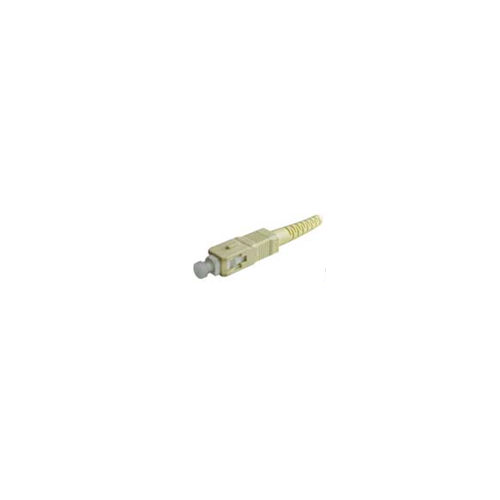 LC multimode connector with a 3mm and 900um boot (Each)