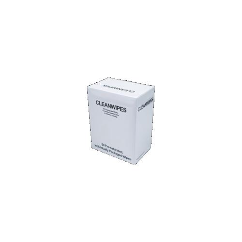 CMW Ltd  | IPA Saturated Wipes (Pack 50)