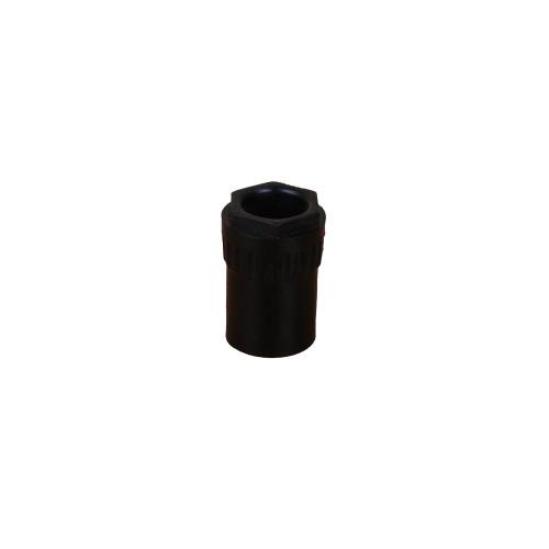 Univolt AFT/MBS20B | Dietzel Univolt 20mm Black PVC Rigid Conduit Female Adaptors
